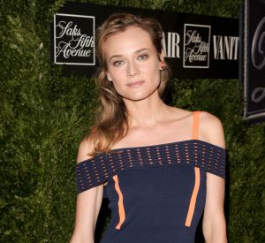 """Diane Kruger tourne actuellement en allemand pour le film """"In The Fade""""."""