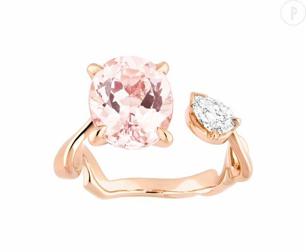 Extrêmement Bagues de fiançailles : 21 bijoux qui twistent les codes - Puretrend JA14