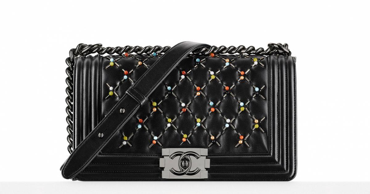 Sac Boy, Chanel, 9900€ Puretrend