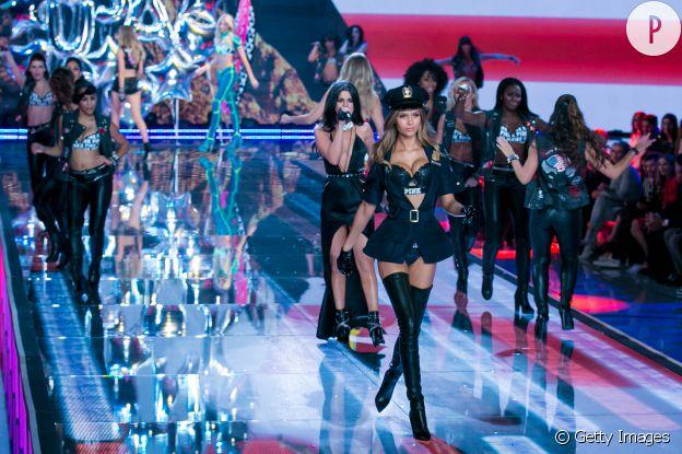 Josephine Skriver a fait ses preuves chez Victoria's Secret.