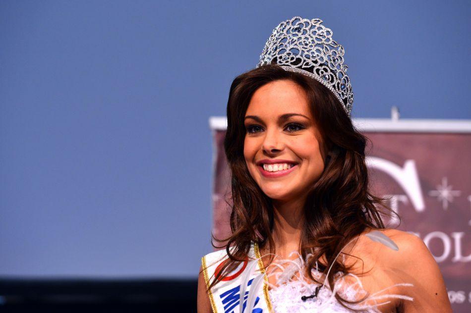 La jeune femme a été élue Miss France 2013.