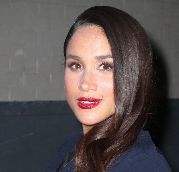 "Meghan Markle, star de la série américaine ""Suits""."
