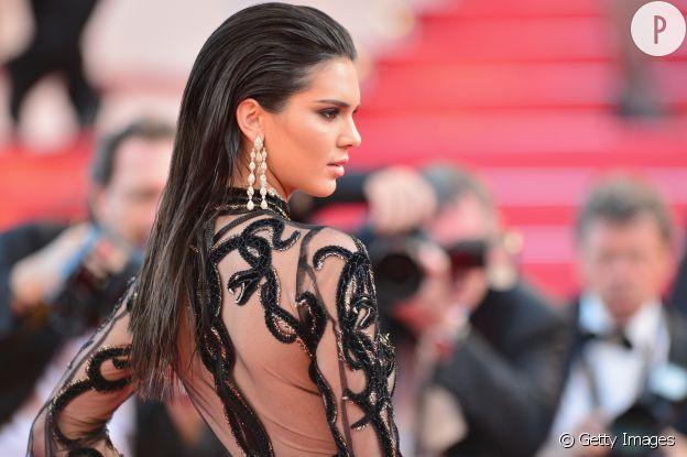 Le Festival de Cannes a été l'occasion pour Kendall de faire le show.