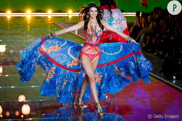 Chez Victoria's Secret, Kendall est plus belle que jamais.