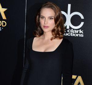 Natalie Portman future maman récompensée et terriblement sexy