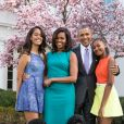 Barack Obama parle des petits amis de ses filles Malia et Sasha.