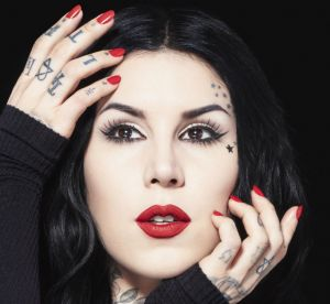 Kat Von D : interview de la make up artist phénomène