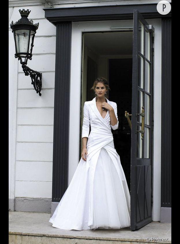 Manteau pour robe de mariee hiver