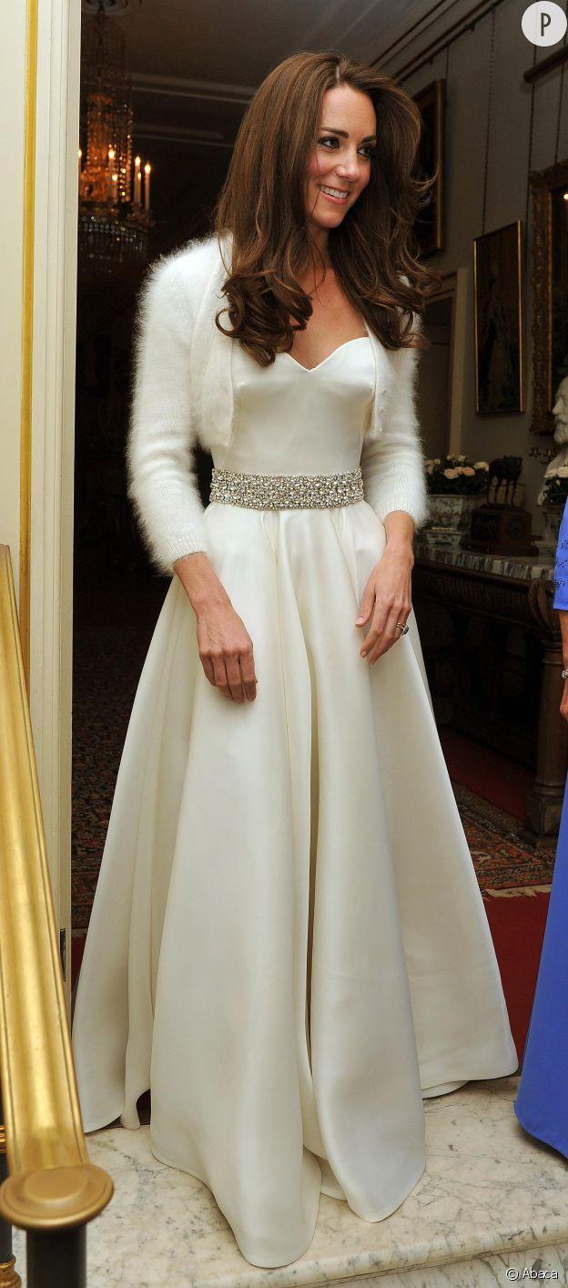 Manteau robe mariee