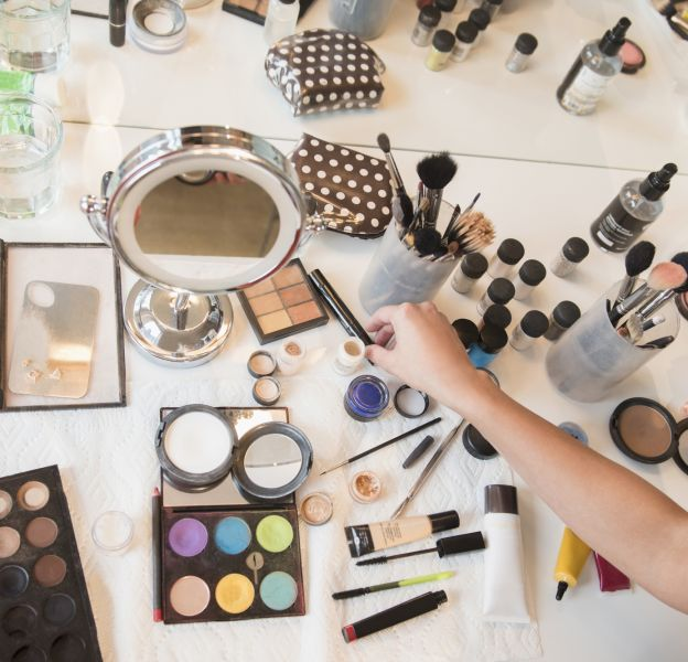 10 idées de rangements pratiques pour mettre tout son make up