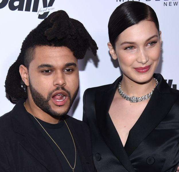 Bella Hadid et son ex-compagnon le chanteur The Weeknd