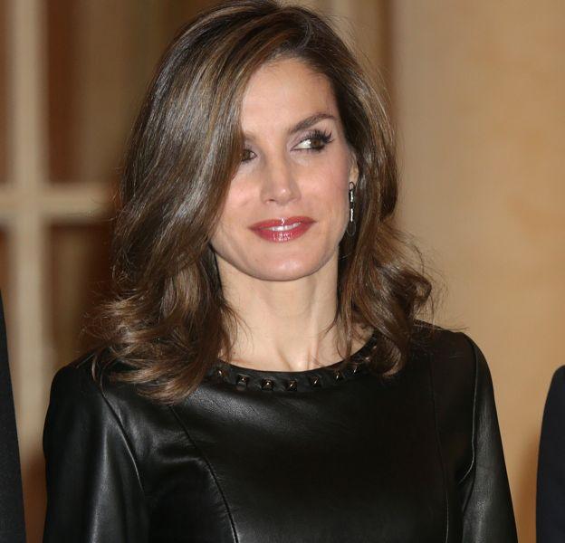 La reine Letizia d'Espagne