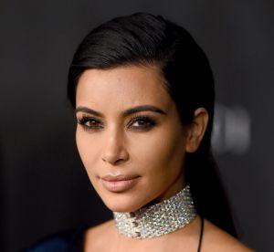 Kim Kardashian : après son braquage, elle affiche une nouvelle bague