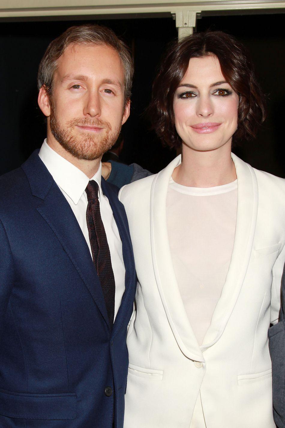La jolie brune a épousé Adam Shulman en 2012.