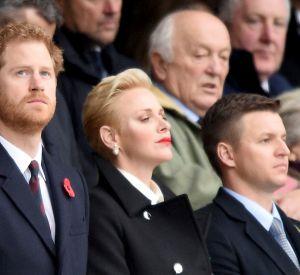 La princesse était pourtant là pour encourager l'équipe de son pays natal.