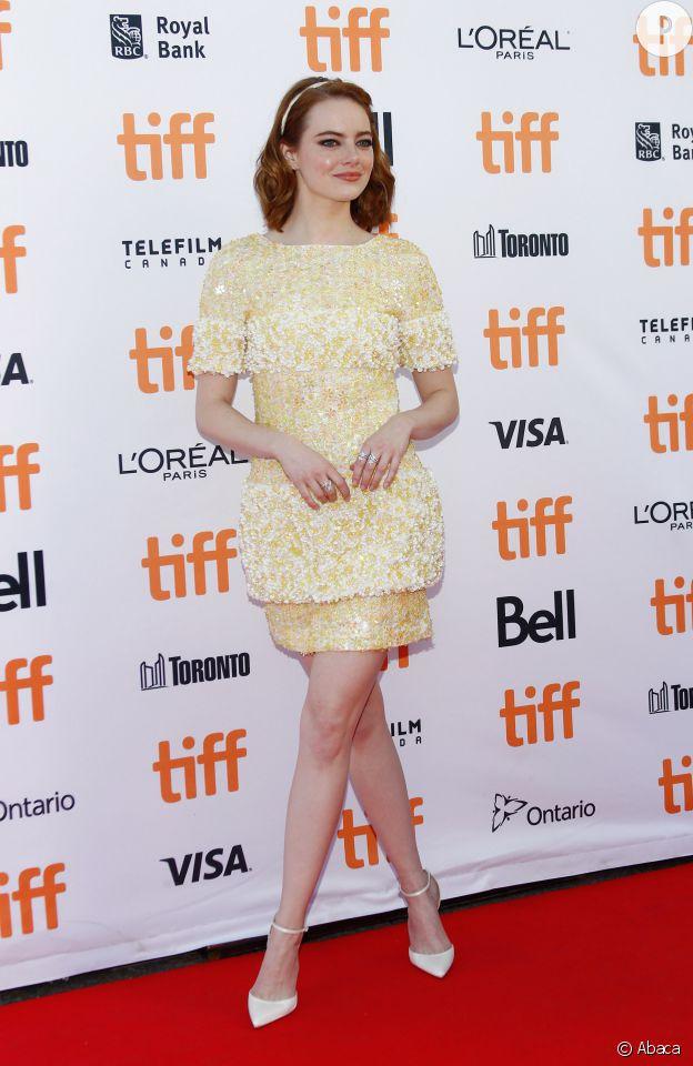 Les plus belles tenues d'Emma Stone
