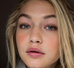 Blush : comment l'appliquer sur un visage rond ?