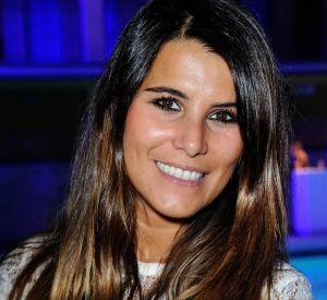"""Karine Ferri se prépare pour le prochain prime de """"Danse avec les stars""""."""