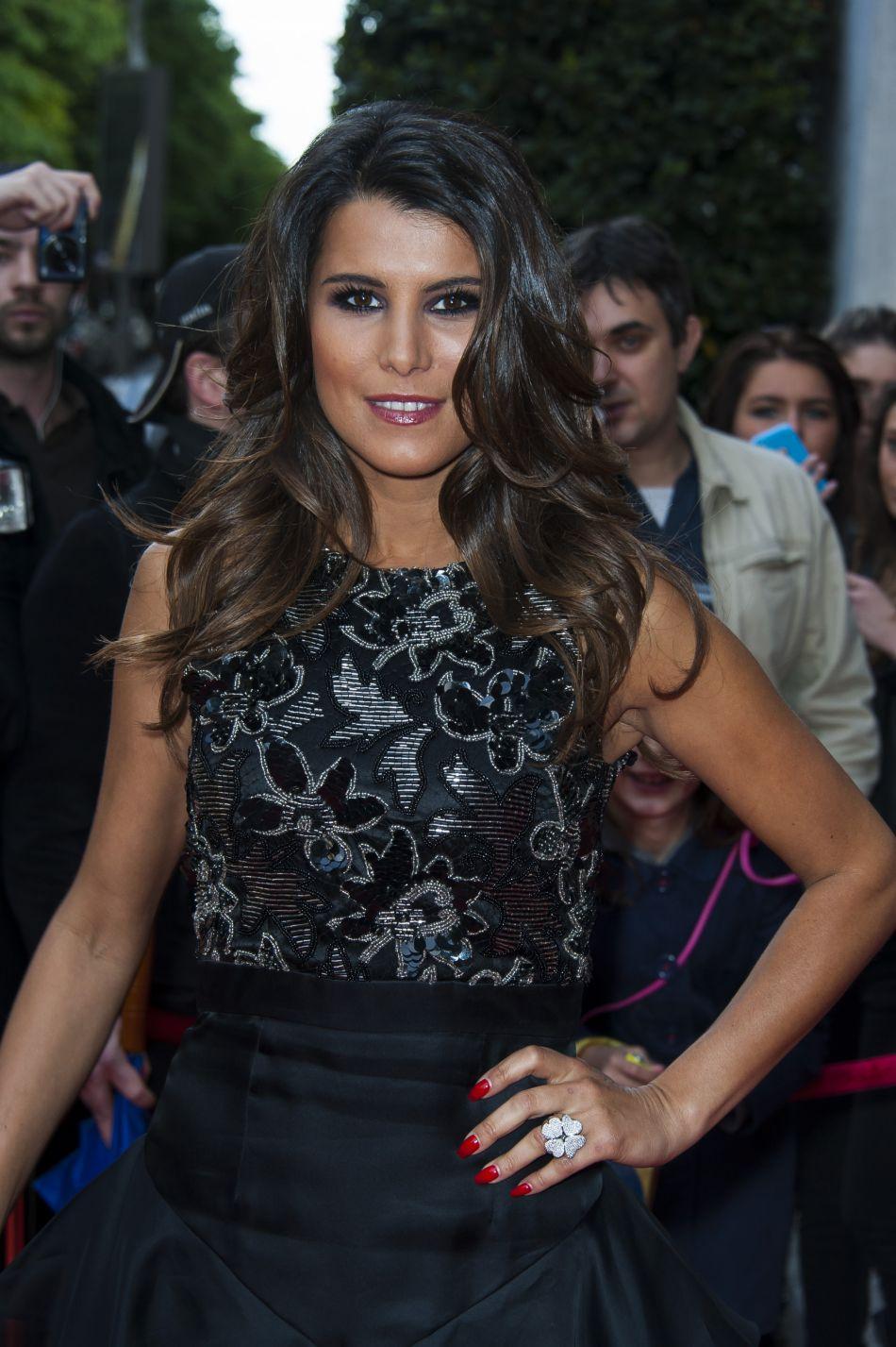 Pour ce samedi 19 novembre sur TF1, Karine dansera exceptionnellement avec Christophe Licata.
