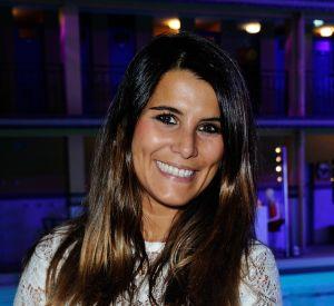 """Karine Ferri change de partenaire dans """"Danse avec les stars""""."""