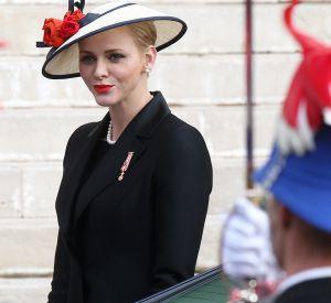 La princesse Charlène de Monaco