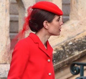 Charlotte Casiraghi : tenue très colorée pour assister à une messe à Monaco