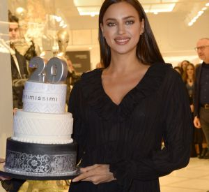 Le top Irina Shayk