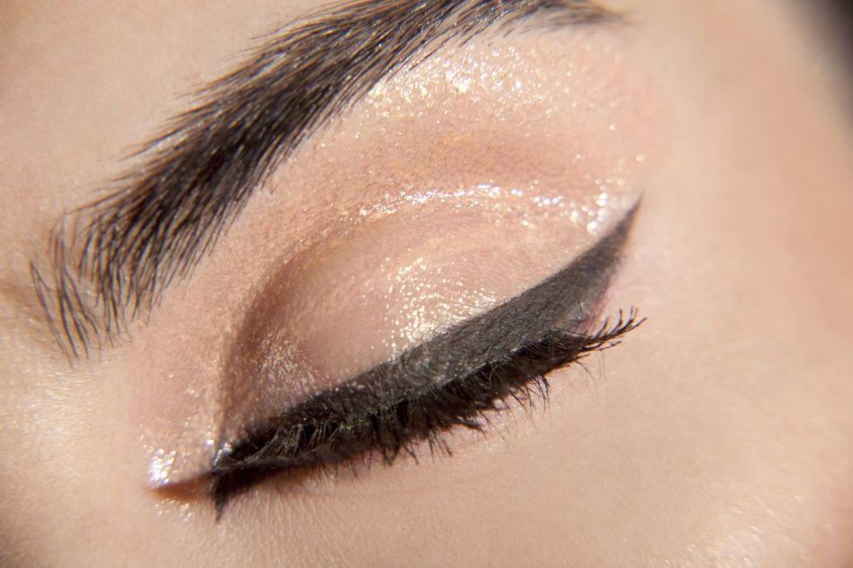 eyeliner   quel trait pour quelle forme d u0026 39 yeux