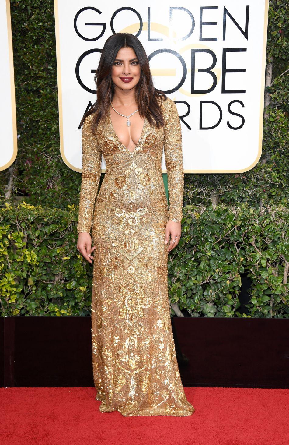 Priyanka Chopra Mise Sur Une Robe Ralph Lauren Puretrend