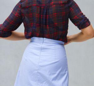 Chemise à carreaux, mode d'emploi