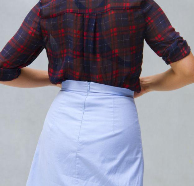 5 looks d'inspiration pour adopter la chemise à carreaux.