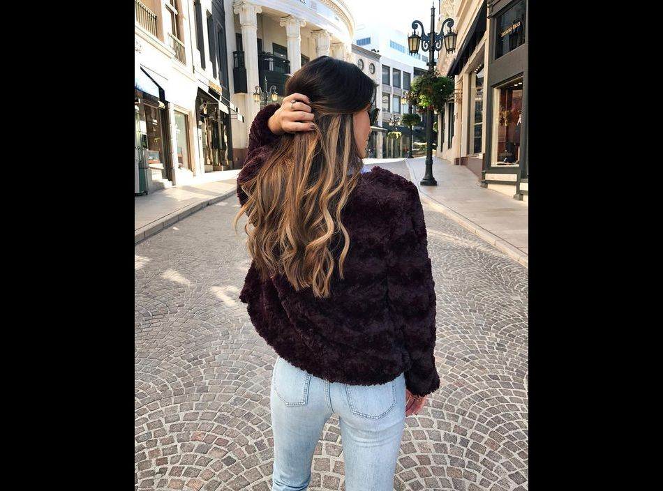 Tiger eye hair la coloration tendance de 2017 - Tendance capillaire 2017 ...