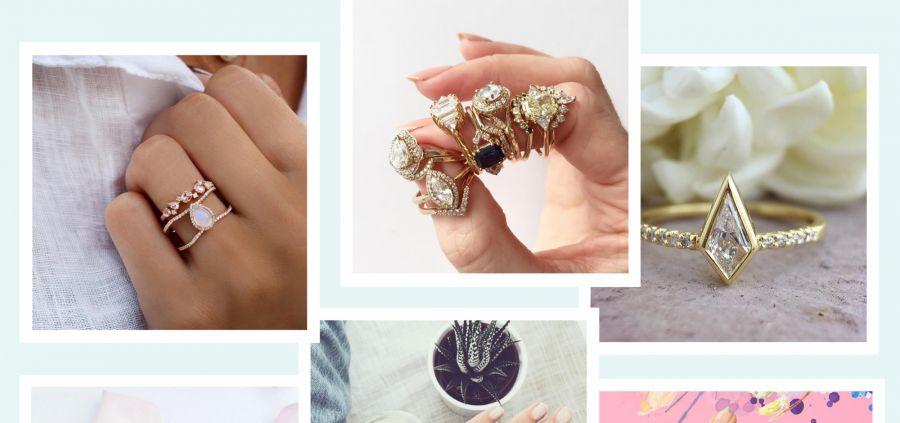 Et si on achetait sa bague de fiançailles en ligne ?