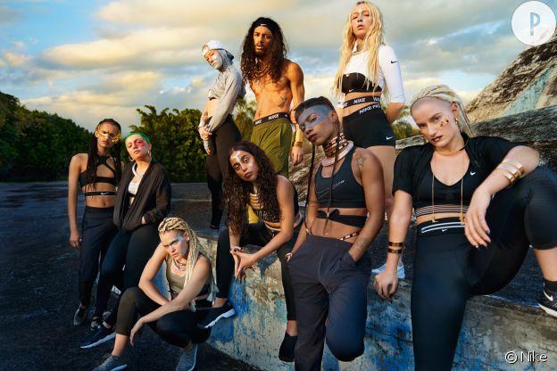 Le casting de FKA Twigs pour son nouveau clip avec Nike.