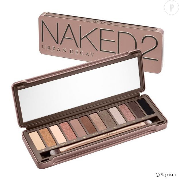 Urban Decay, Naked 2, 51,95€.