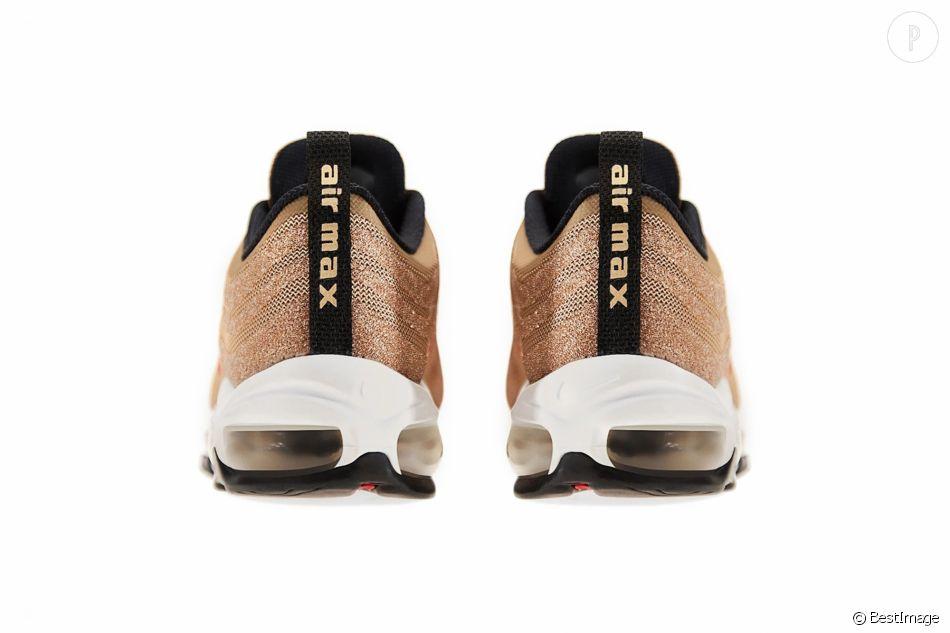 Swarovski X Nike Air Éditées Jamais Brillantes Les Max Ou Plus OkZXuTwiPl