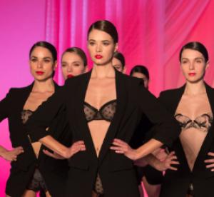 Lingerie Rocks, la lingerie française fait son show à Paris en live !