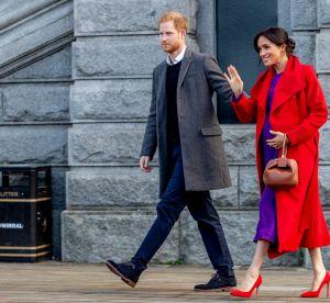 Ces looks d'inspiration pour porter le violet aussi bien que Meghan Markle