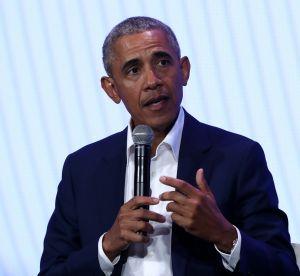 """Barack Obama se présente comme """"le mari de Michelle"""" et parle masculinité"""