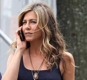 Jennifer Aniston en short, un parfait look casual
