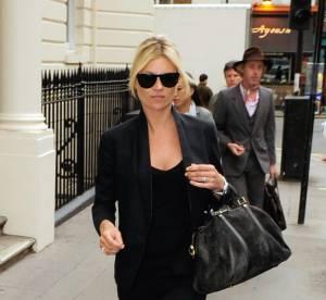Kate Moss ne quitte plus ses pièces fétiches