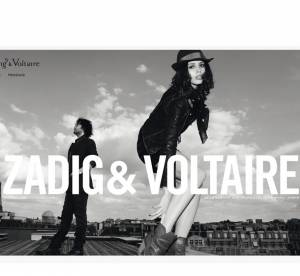 Sean Lennon pose pour Zadig & Voltaire