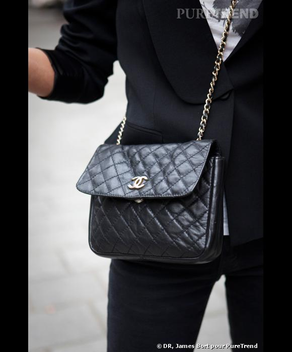 1962bc258a Sac Chanel vintage - Puretrend