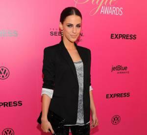 Jessica Lowndes : comment porter le legging à sequins ?