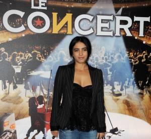 Hafsia Herzi, leçon de style en jean... A shopper !