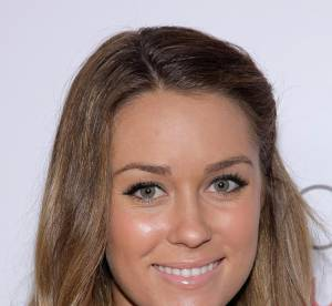 Lauren Conrad, sexy en tunique transparente et cuir