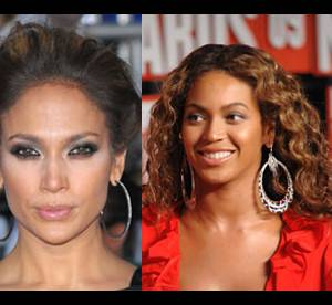Beyonce Vs Jennifer Lopez : qui porte le mieux les créoles ?