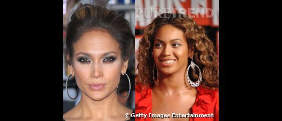 Entre Beyoncé et Jennifer Lopez, qui porte le mieux selon vous les créoles ?
