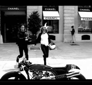 """""""Vol de jour"""" : le nouveau court-métrage Chanel par Karl Lagerfeld"""