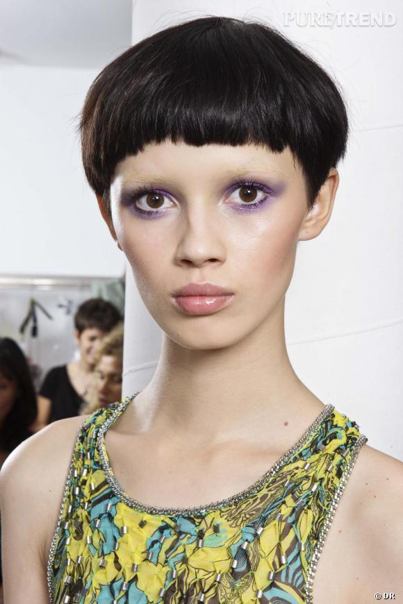 Le bol    Le bol auréaulera la tête des fashionistas. Entre Twiggy et Matalie Crasset, le bol, c'est trendy....